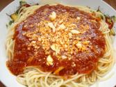 Spaghetti In Filipino Style